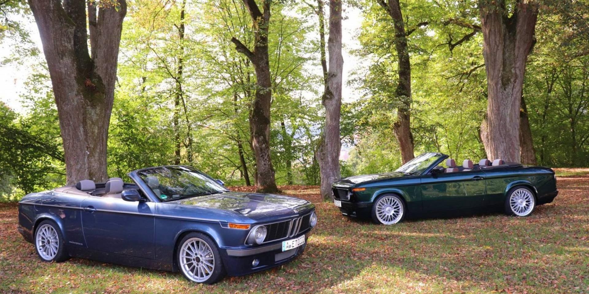 經典再現BMW ETA 02 Cabrio,骨子裡其實是135i