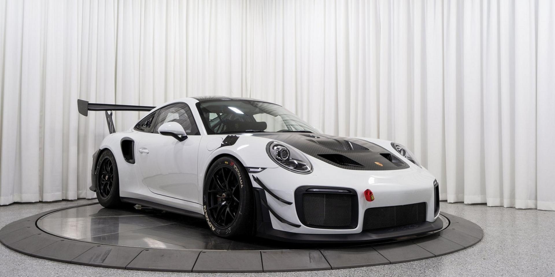 賽道機器Porsche 911 GT2 RS Clubsport等有緣人
