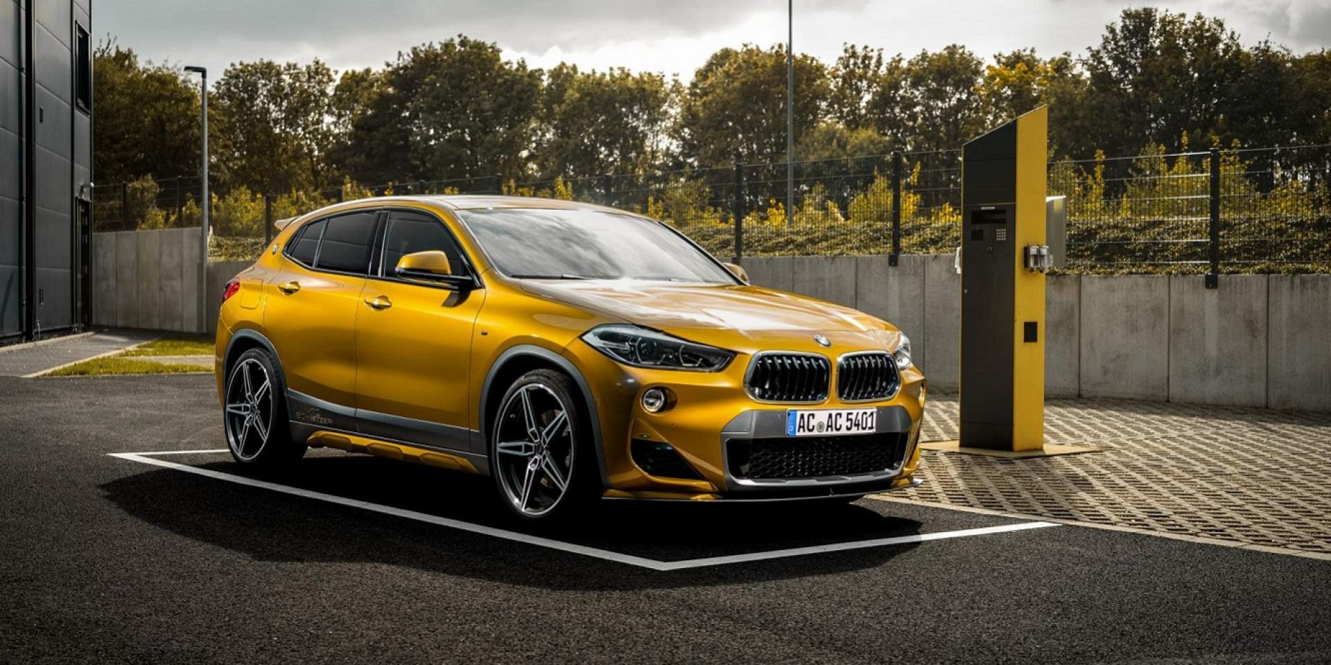 推向極致跨界休旅,AC Schnitzer推出BMW X2改裝套件