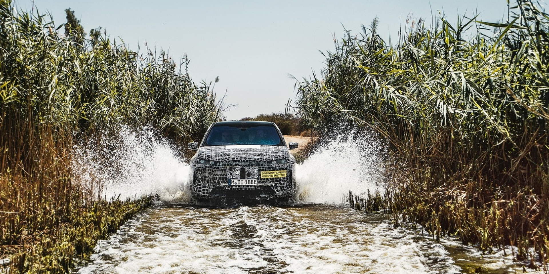 BMW iNext新車型進入測試階段,2021年上線生產