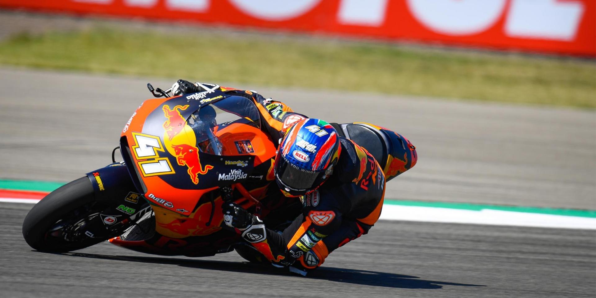 翻桌哥加入MotoGP行列。Red Bull KTM Tech3簽下Brad Binder