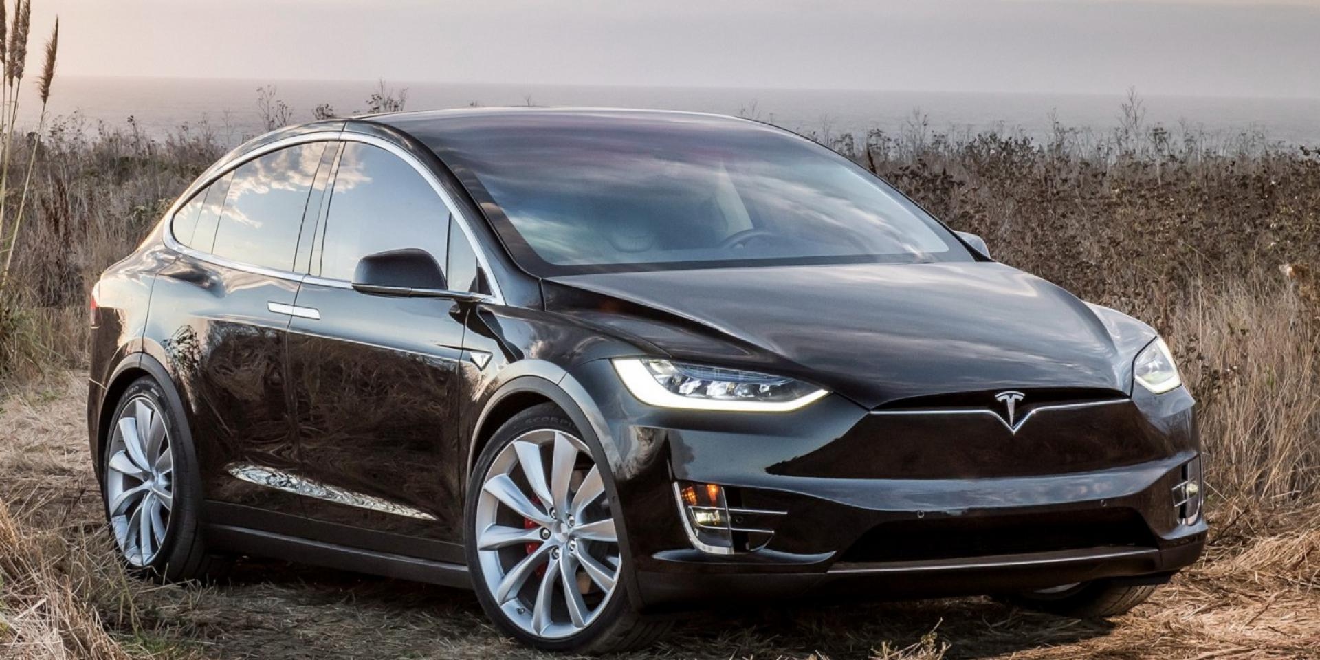 德國汽車管理局稱Tesla必須召回12,000輛Model X車型