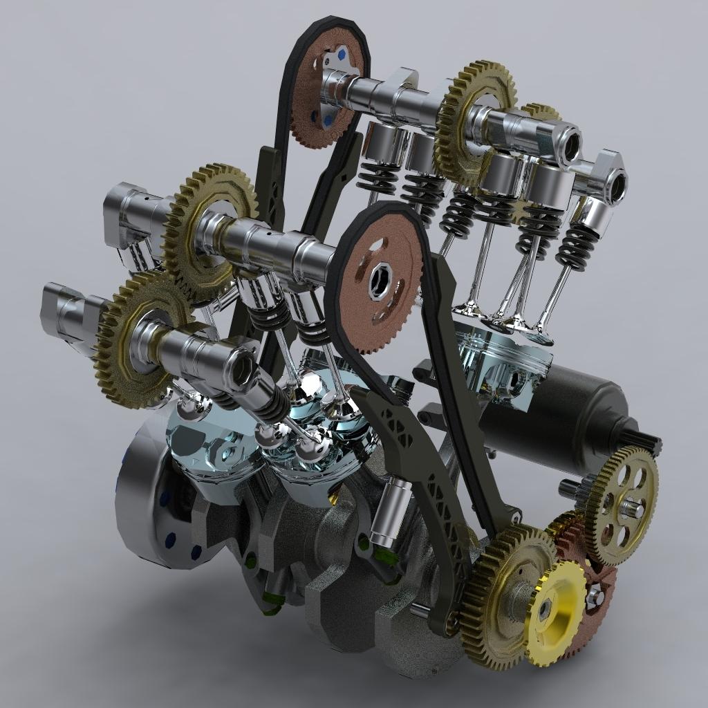 V4引擎被譽為追尋「動力純度」的最佳對策