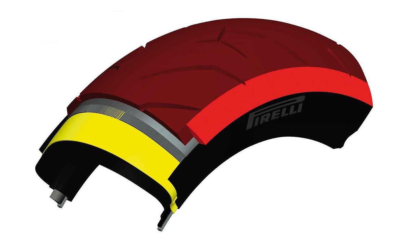 鋼絲和尼龍是完整被橡膠包覆著,正常使用並不會與空氣接觸。
