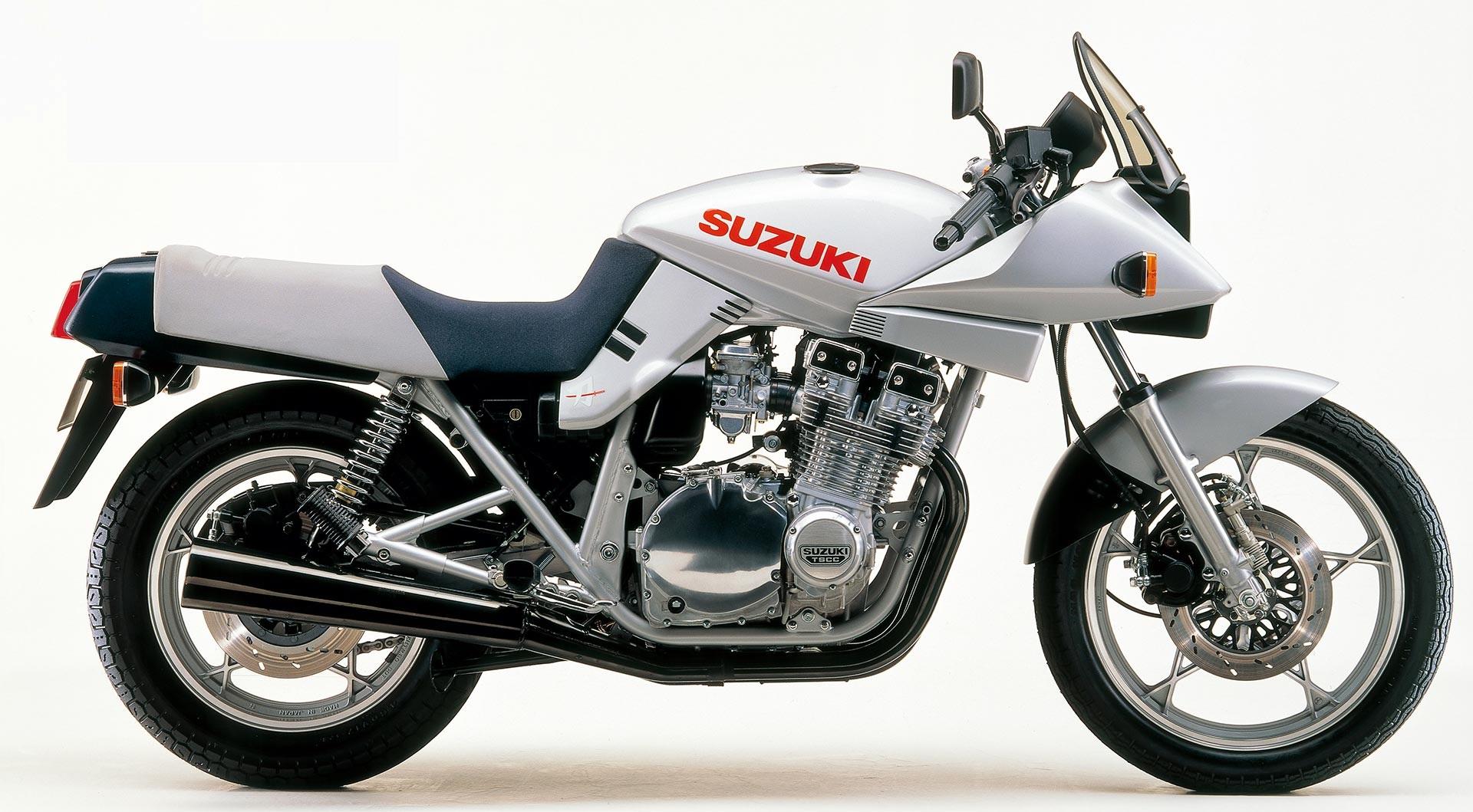 Suzuki GSX1100 Katana UK Model - YouTube