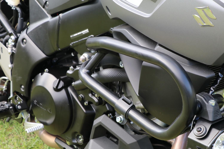 選配引擎保桿更有越野車的氛圍