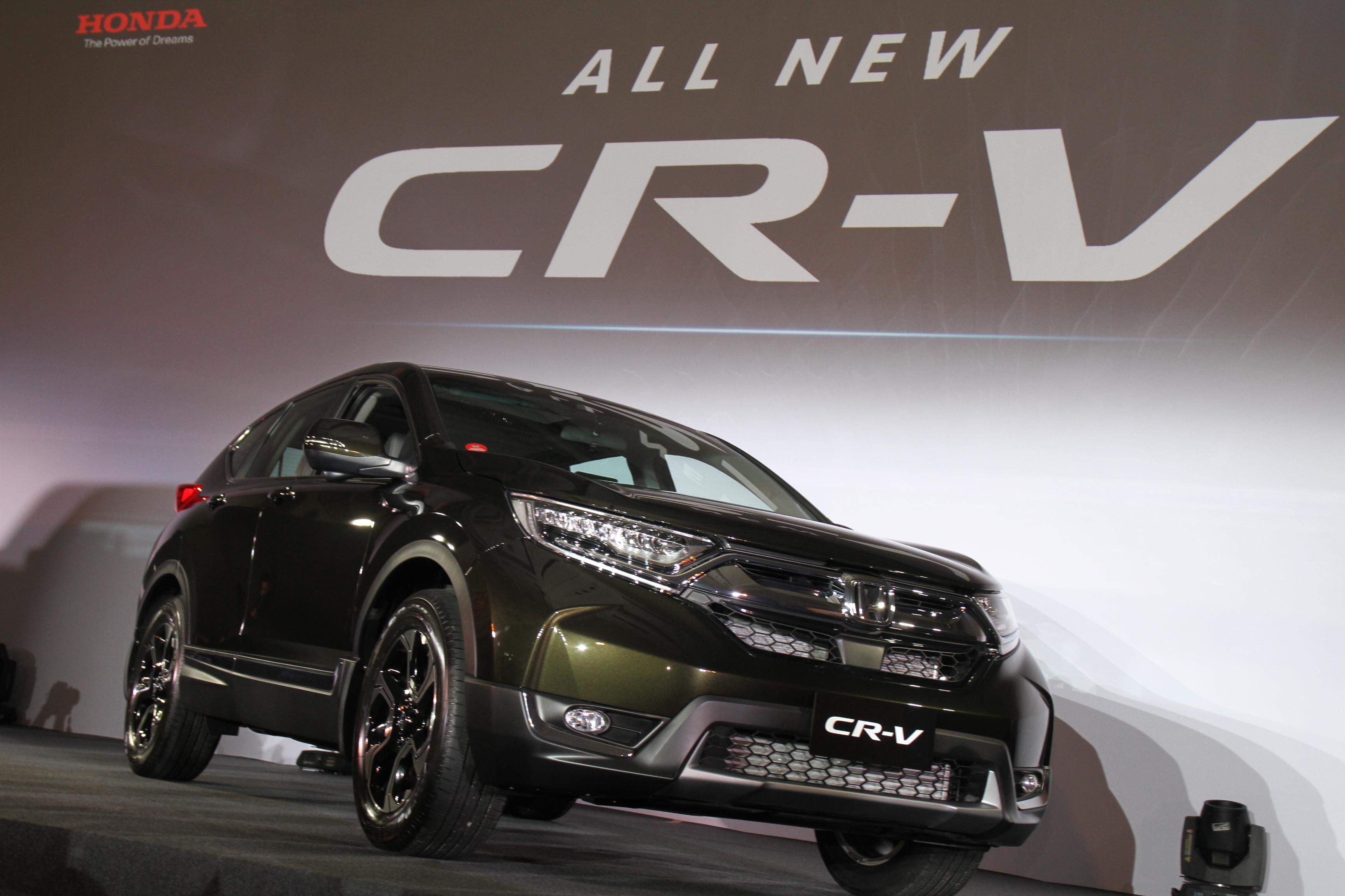 現行版本的CR-V,在台灣休旅市場中有相當亮眼的銷售表現