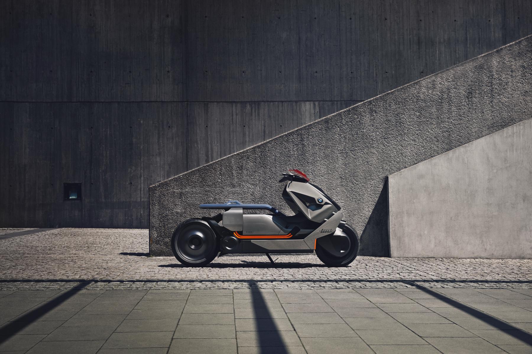 BMW Motorrad Concept Link最快將於2021年與大家見面