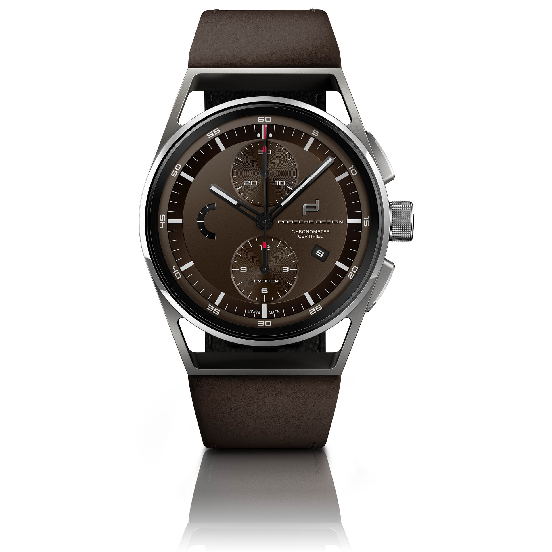 1919 Chronotimer Brown   Leather edition ce88480ae71