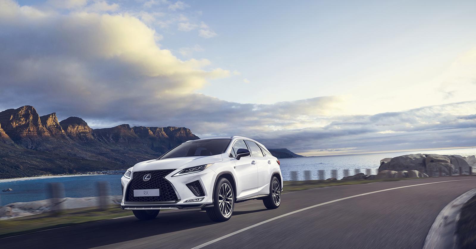娛樂 安全雙向升級 2020 Lexus Rx登場 Supermoto8