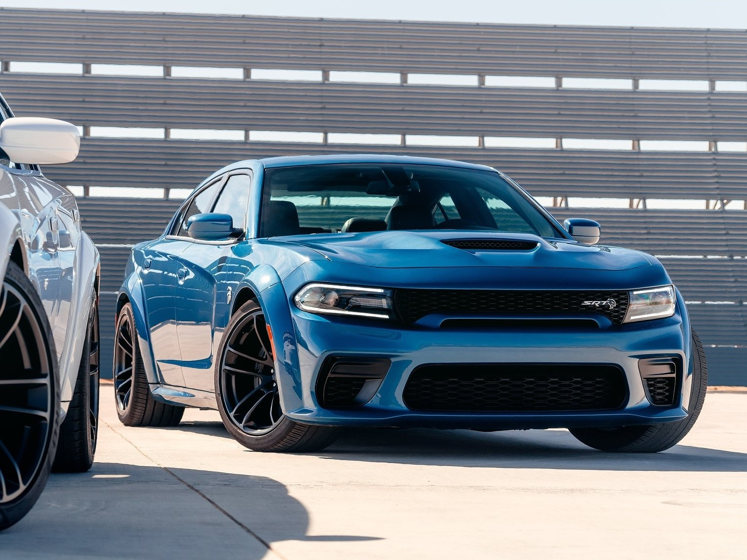 寬體dodge Charger Srt Hellcat Widebody 最高時速達到315公里