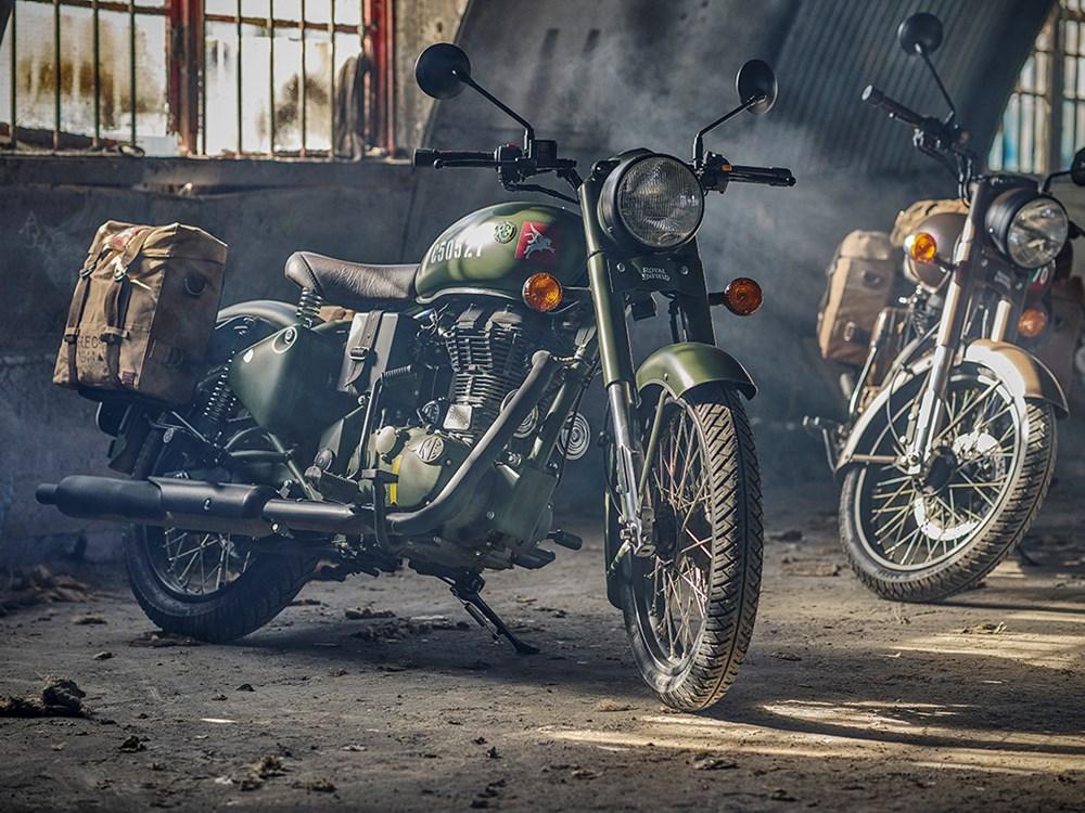 Royal Enfield也是被東南亞品牌收購之後重新復活的老字號車廠之一,近年在印度市場上也相當受到歡迎