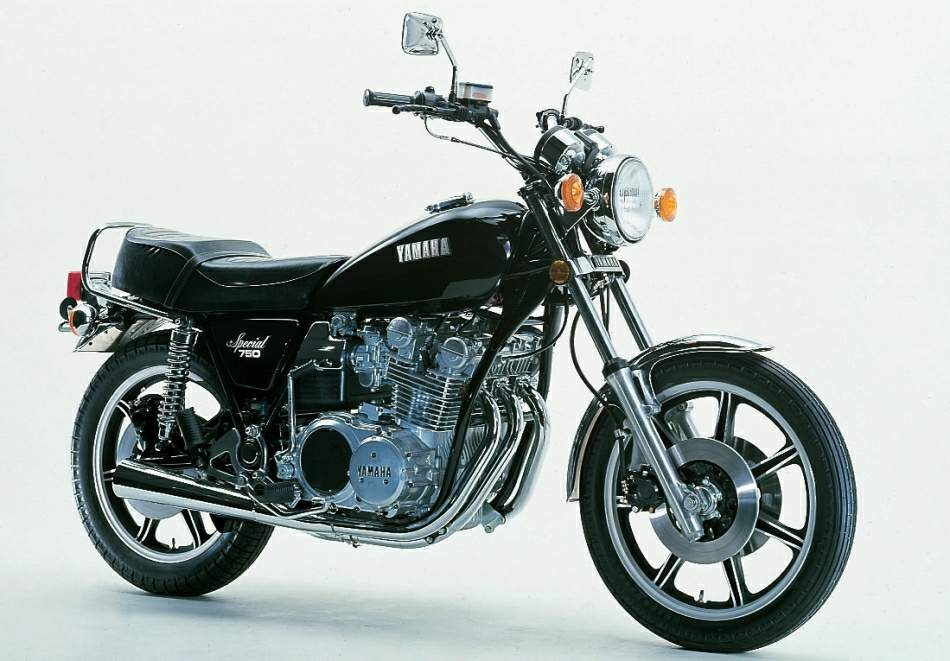 XS750 Special版本