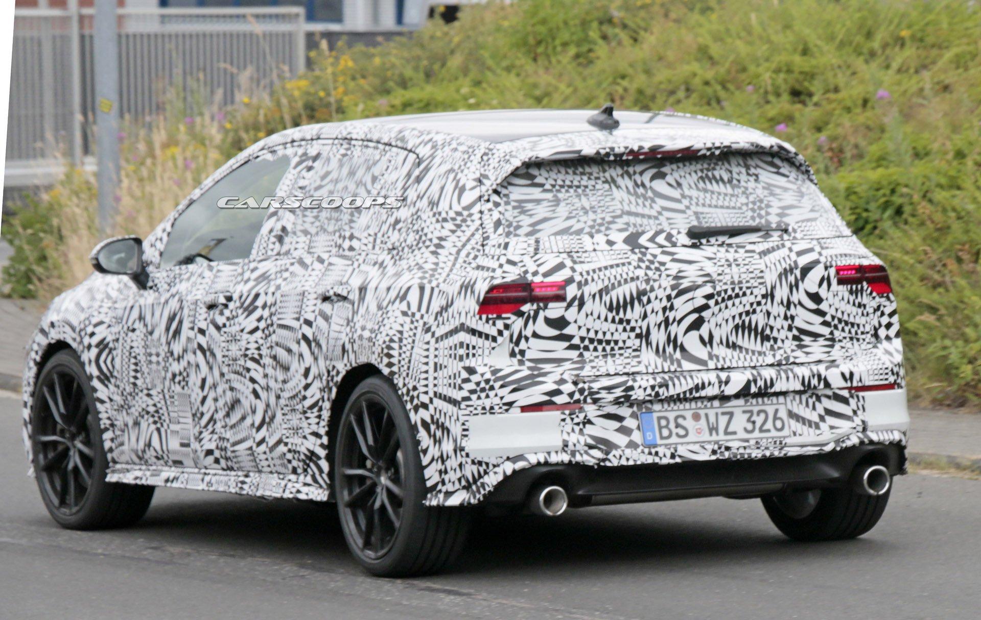 2020 Volkswagen Golf Gti首次亮相 更具運動感 Supermoto8