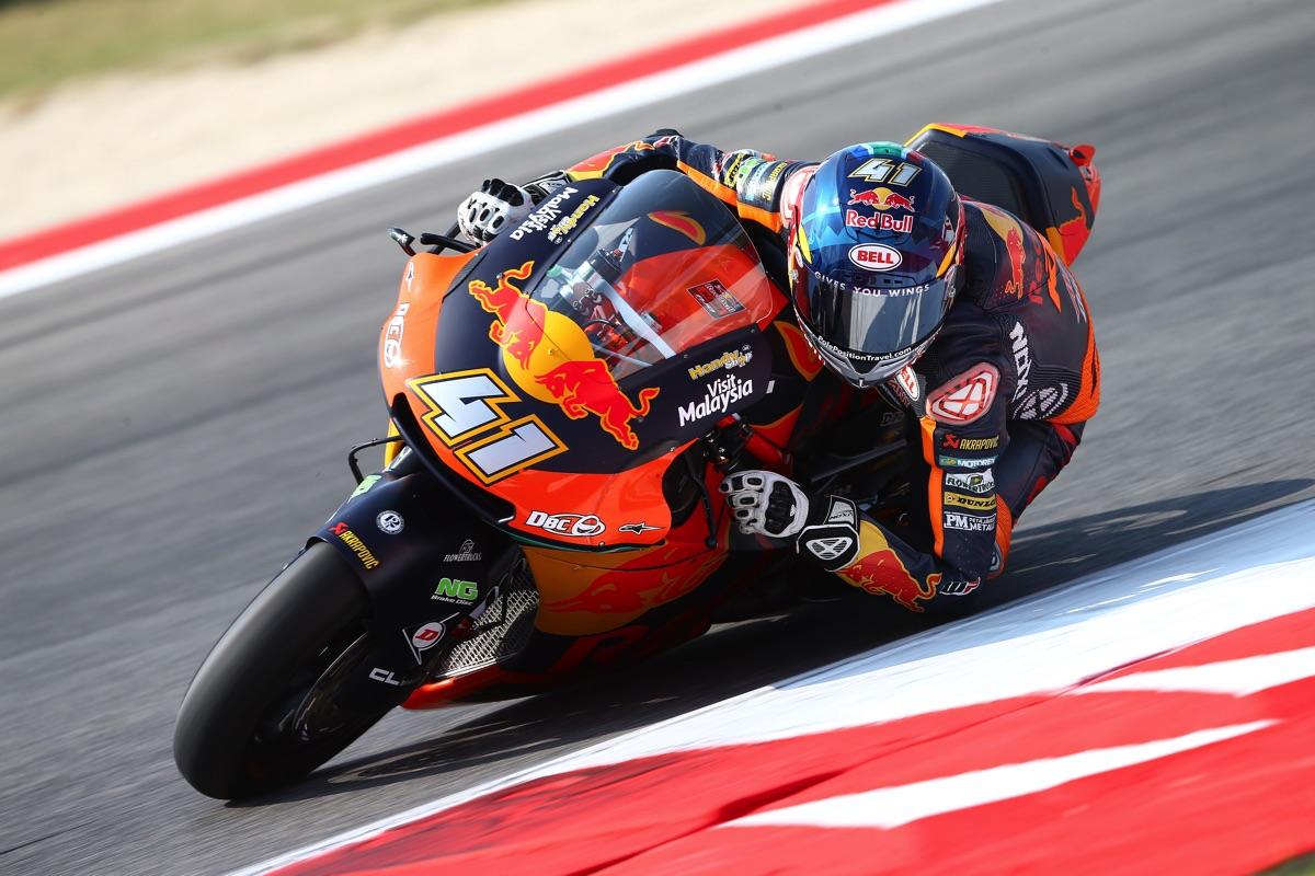 Brad Binder即將升上MotoGP