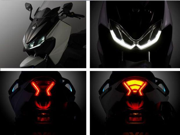 當然全車採用目前主流的LED與光導組合,創造優異的視覺感受