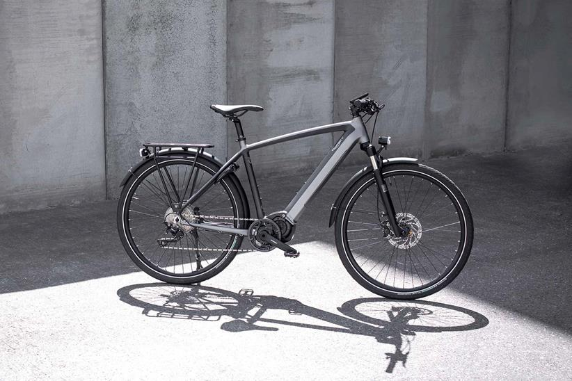 TRIUMPH Trekker GT電動腳踏車擁有160公里的續航里程